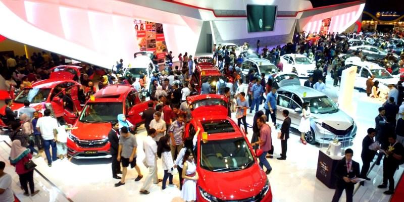 Lima Bulan Pertama 2018, Penjualan Honda Meningkat