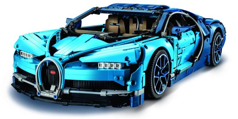 LEGO Technic Bugatti Chiron, Juga Incaran Kolektor