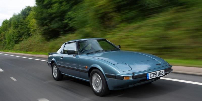 Mazda RX-7 Rayakan Ulang Tahunnya Ke-40