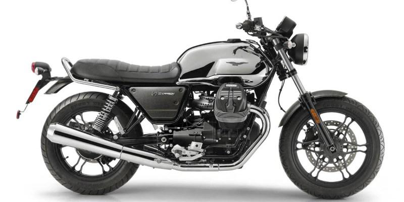 Moto Guzzi V7 III, Hanya 500 Unit di Seluruh Dunia