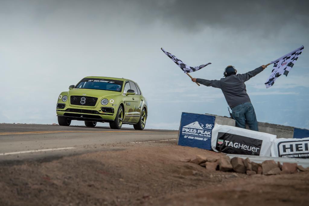 3 Bentley Istimewa akan Ikuti Goodwood Festival of Speed 2018