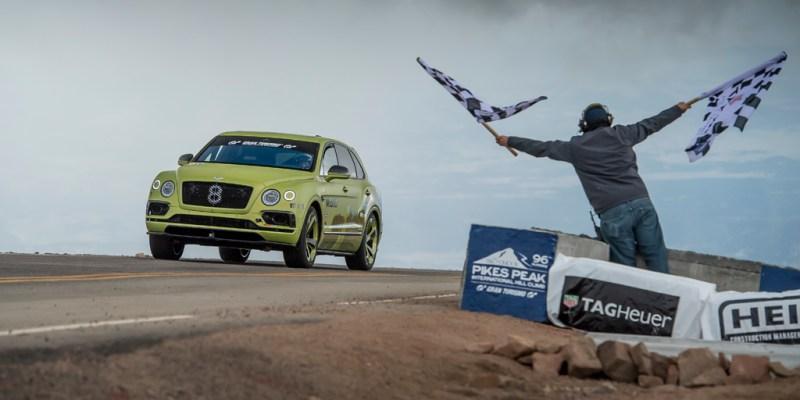 Bentley Bentayga Versi Pikes Peak Ini Pasti Jadi Rebutan!