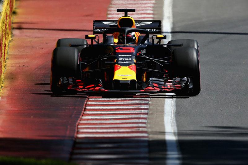 Ricciardo Kecewa Menjadi Buntut di F1 Kanada 2018