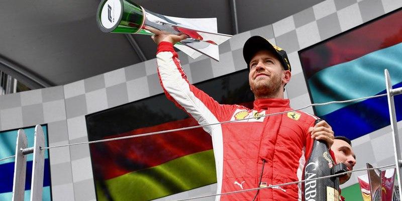 Hasil F1 Kanada 2018: Vettel Geser Hamilton di Klasemen Juara Dunia
