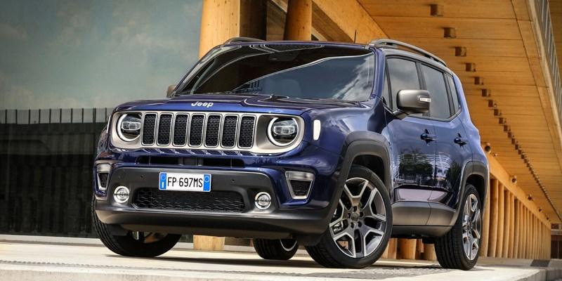 Jeep Renegade Terbaru, Kini Banyak Pilihan Mesin