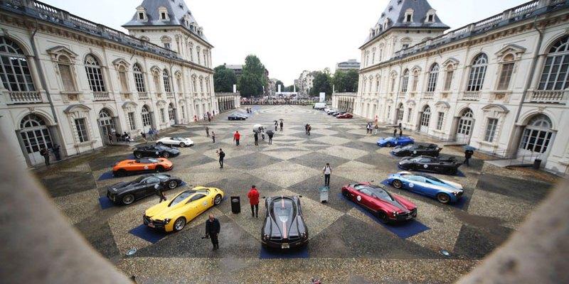 4th Edition of Turin Auto Show Parco Valentino