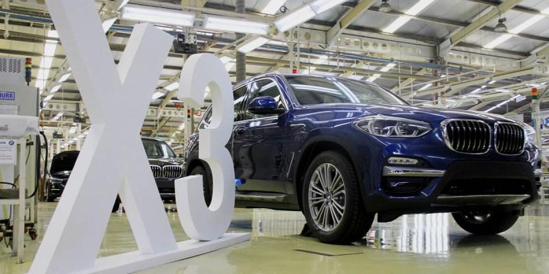 Dirakit Secara Lokal, All-New BMW X3 Dibanderol Rp 1,009 Miliar