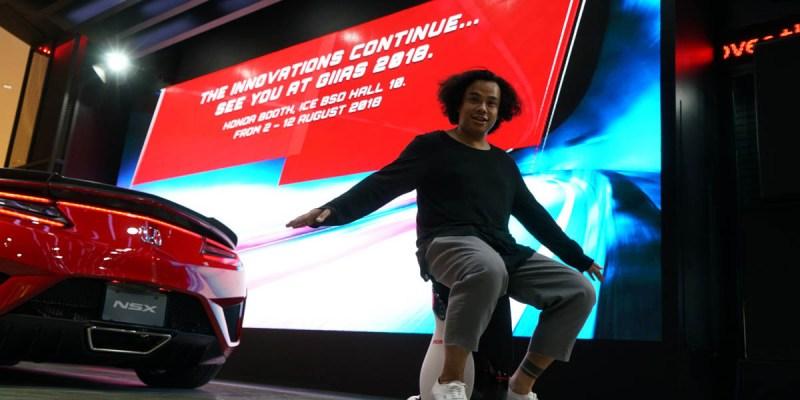 Honda Akan Hadirkan Inovasi Teknologi di GIIAS 2018