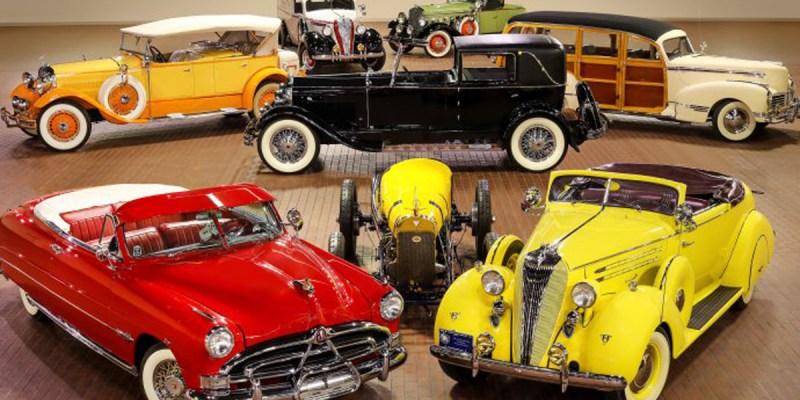 Dilelang, Koleksi Museum Hudson Auto Hostetler
