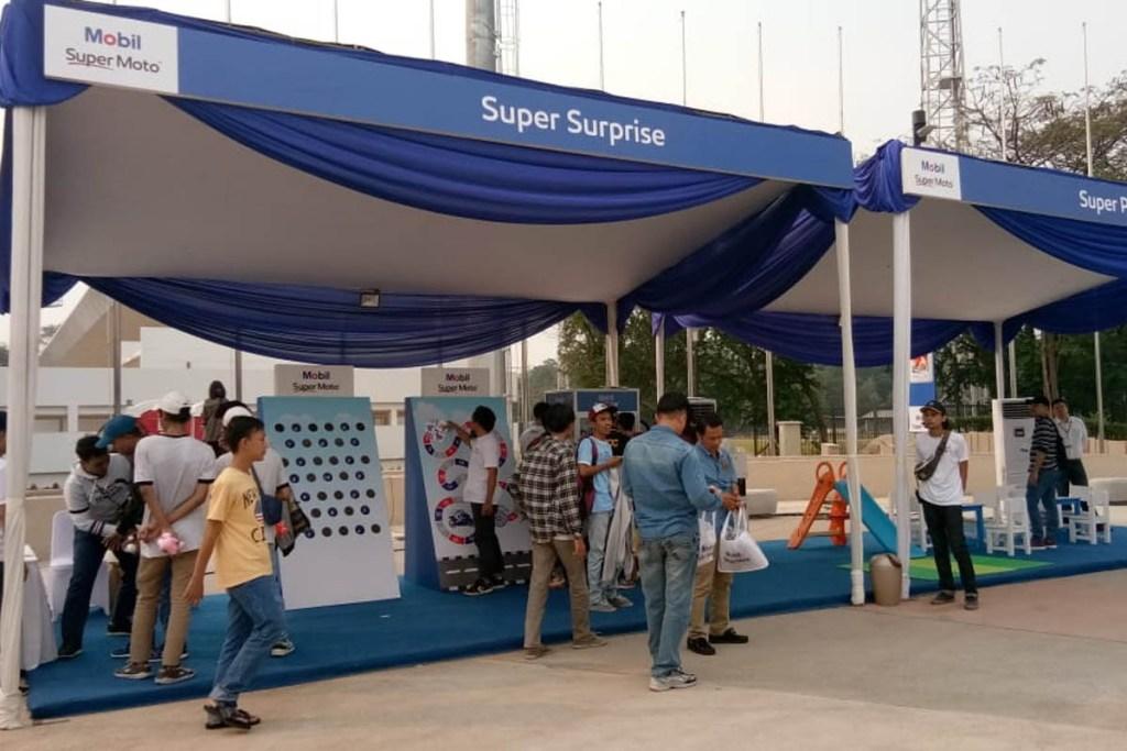 Mobil Super Moto Jaga Mesin Tetap Bersih