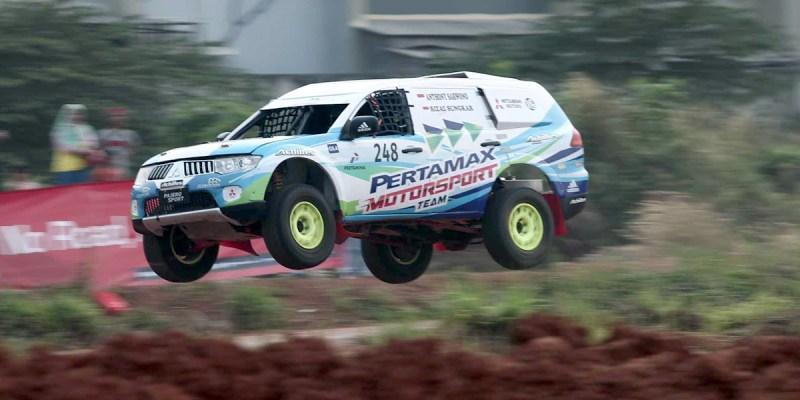 Ini Jadwal Resmi Kejurnas Sprint Rally