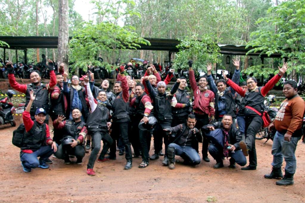 Motocamp Terbesar di Indonesia Hadir di Banjarmasin