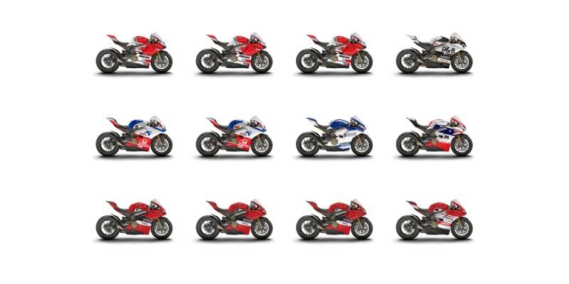 Usai Balap, 12 unit Ducati Panigale V4 S Dilelang di eBay