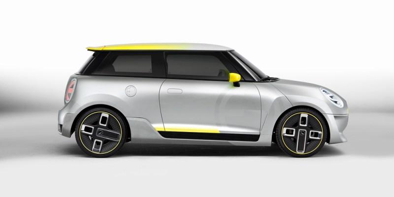 BMW Group dan Great Wall Motor Kerjasama Listrik MINI
