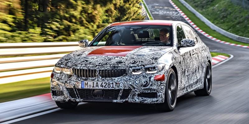 "Nantikan, BMW Seri 3 Sedan Digodok di ""Green Hell"""