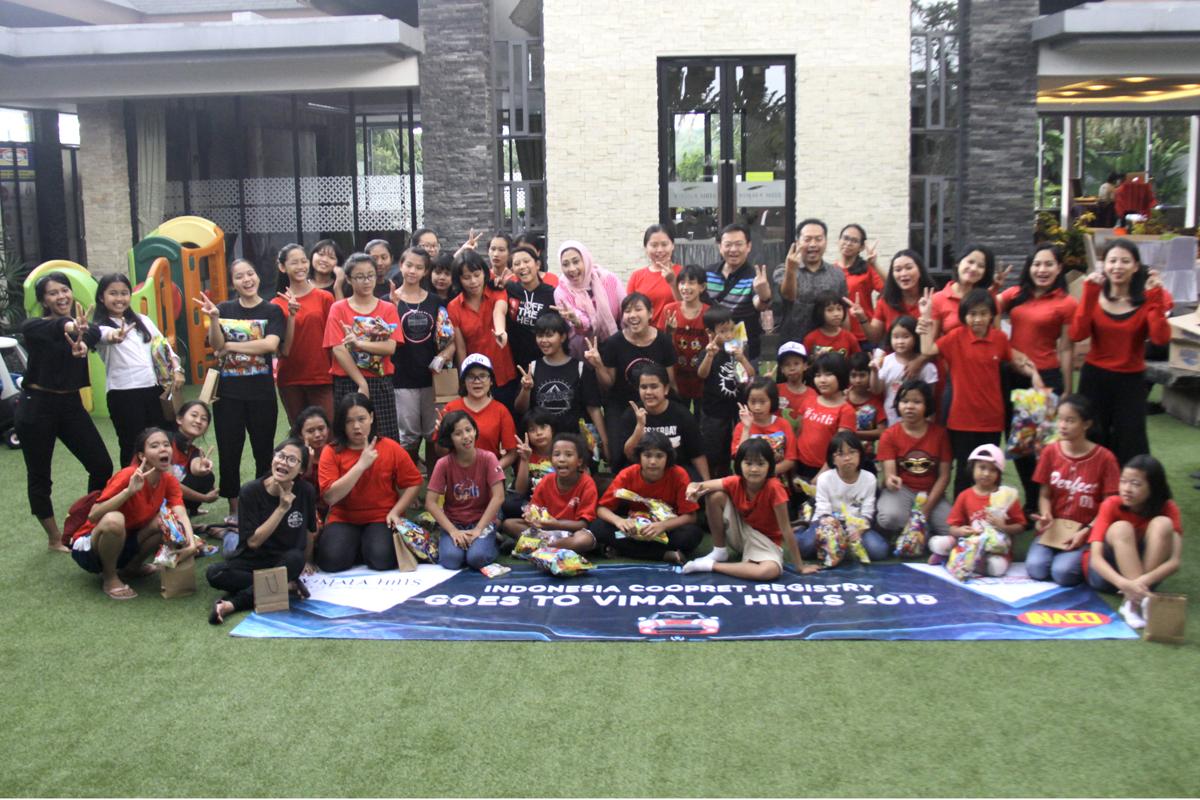 Cara ICR Peringati Kemerdekaan Republik Indonesia