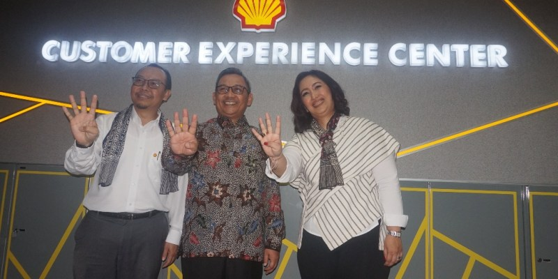"Di Marunda, Shell Suguhkan ""Customer Experience Center"""