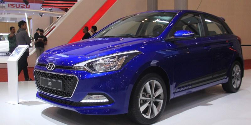 New Hyundai i20 Mencuri Perhatian