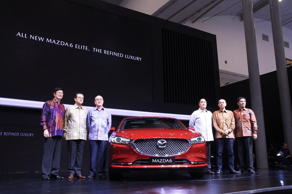 Diam-Diam Menghanyutkan, Mazda Laris 1.079 Unit di GIIAS 2018