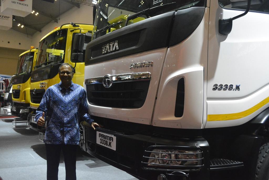 Ini Andalan Tata Motors di Sektor Pertambangan