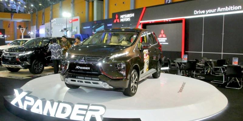 Hanya Bayar 5%, Mitsubishi Xpander Sudah Bisa di Garasi