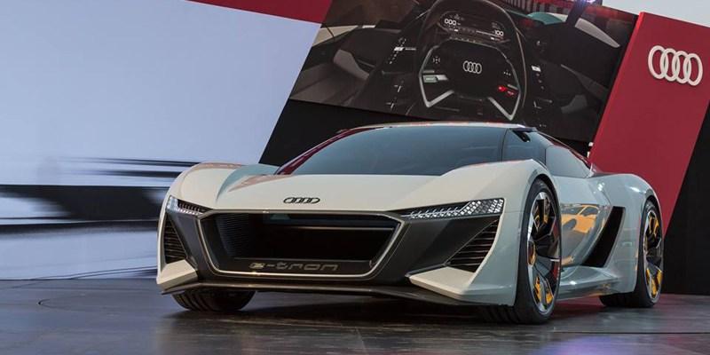 "Audi PB18 e-tron Klaim ""Level Zero"""
