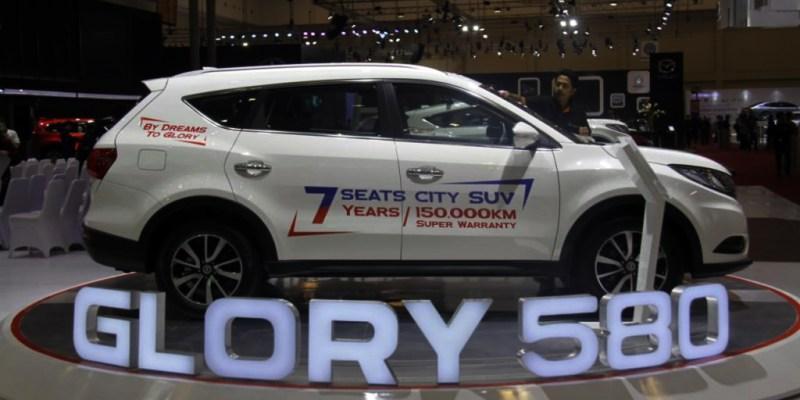 DFSK Glory 580 akan Disematkan I-Auto di GIIAS 2019