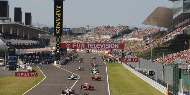 Honda Jadi Sponsor Utama 30 Tahun F1 Jepang