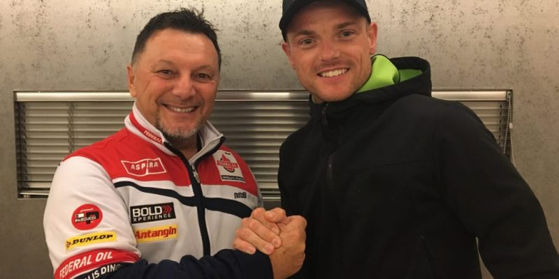 Sam Lowes Dipanggil Lagi ke Federal Oil Gresini