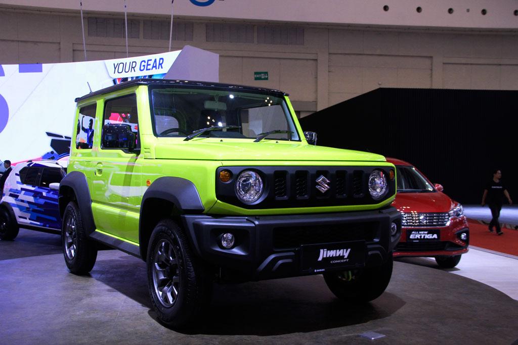 Mungkinkah Menanti Suzuki Jimny Seharga Rp 200 Juta?