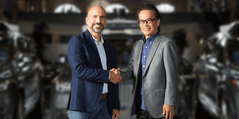 Toyota Suntik $500 Juta untuk Uber