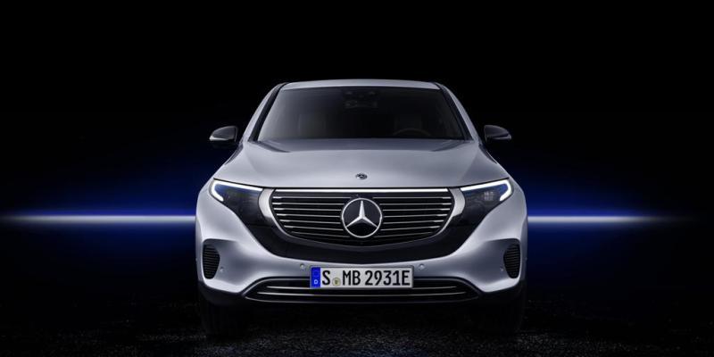 Mercedes-Benz EQC, Komitmen Kendaraan Listrik Masa Depan