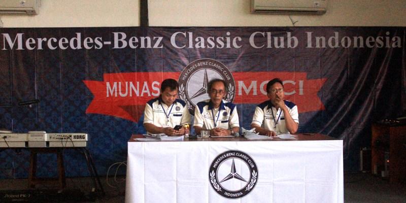 MCCI Pilih Indra Zein Presiden Periode 2018-2020