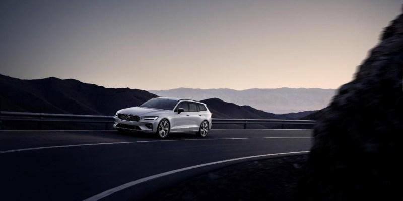Volvo V60 Estate Ditangani R-Design, Tantang Sedan?