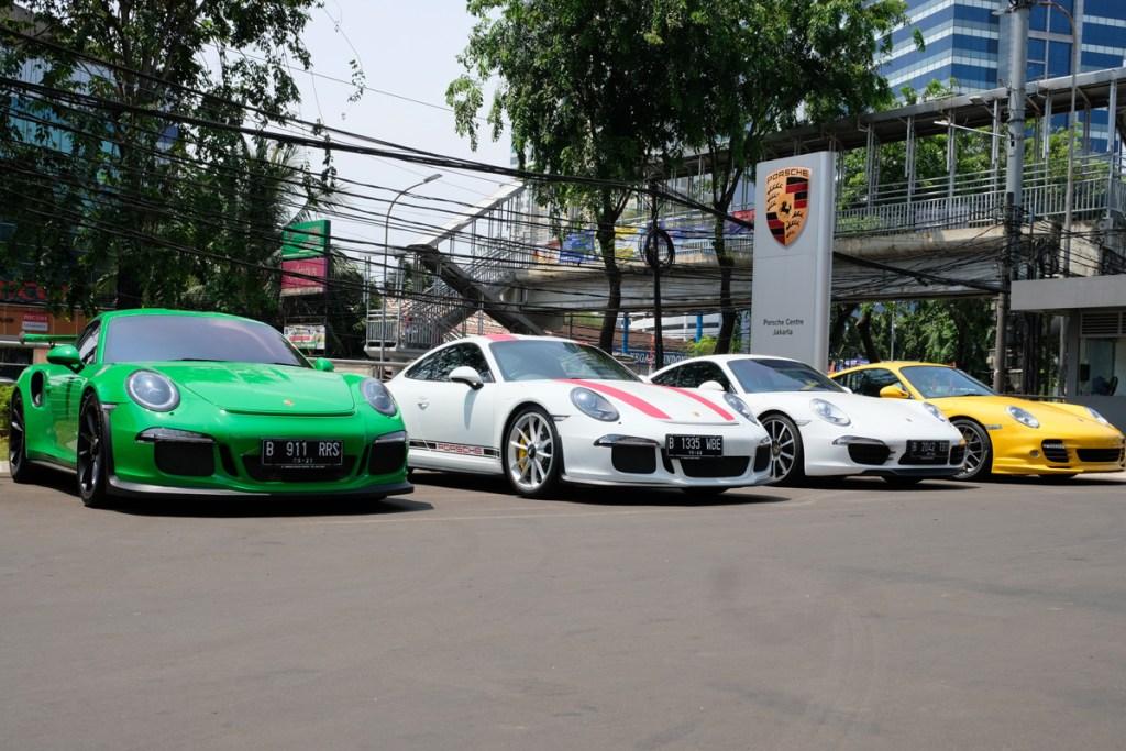 'Anniversary' Porsche ke-70, PCI Siapkan Acara Istimewa