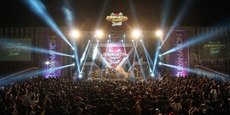 Seri ke-6, Suryanation Motorland Battle 2018 Sambangi Makassar