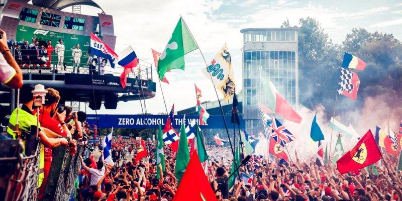 "Mercedes Sukses, Ferrari Tak ""Jingkrak"" di Monza"