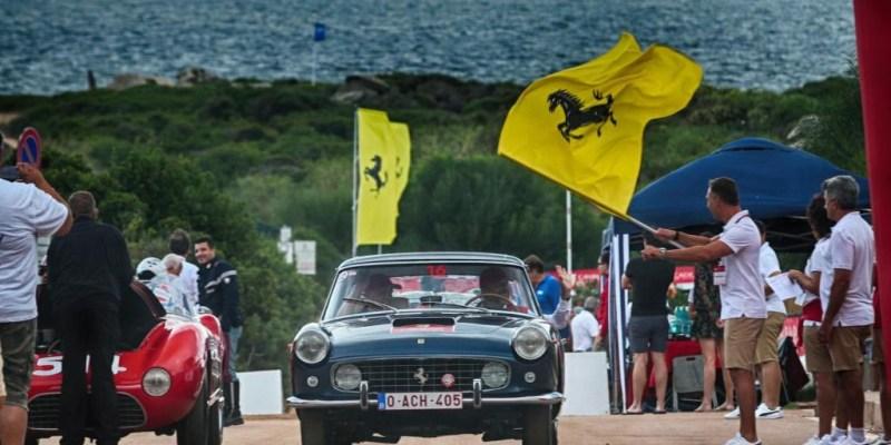 Cavalcade Classiche, Ajak Ferrari Lawas Tempuh 800 KM