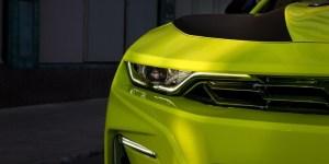 Chevrolet Camaro SS akan Bikin Kejutan di SEMA Show 2018