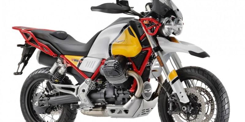 Moto Guzzi V85 TT Bergaya Enduro Klasik Hadir di Intermot 2018