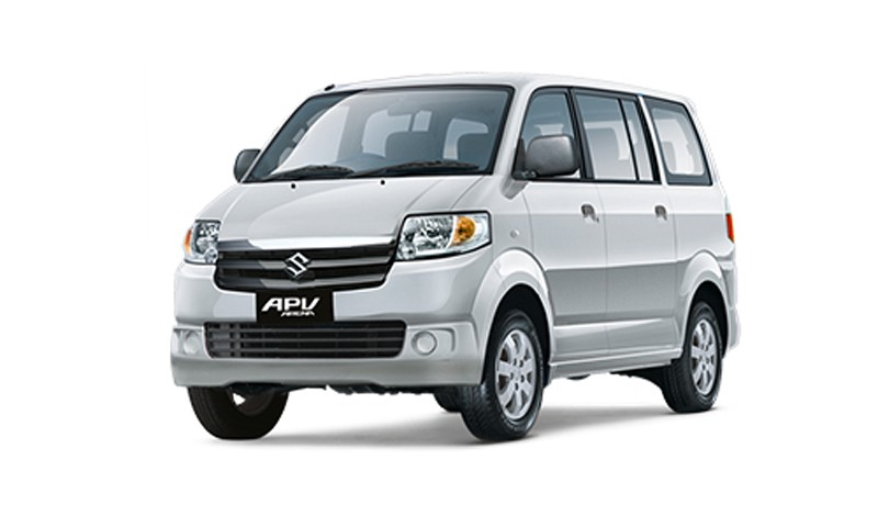 Ekspor Suzuki APV Capai 223.341 Unit