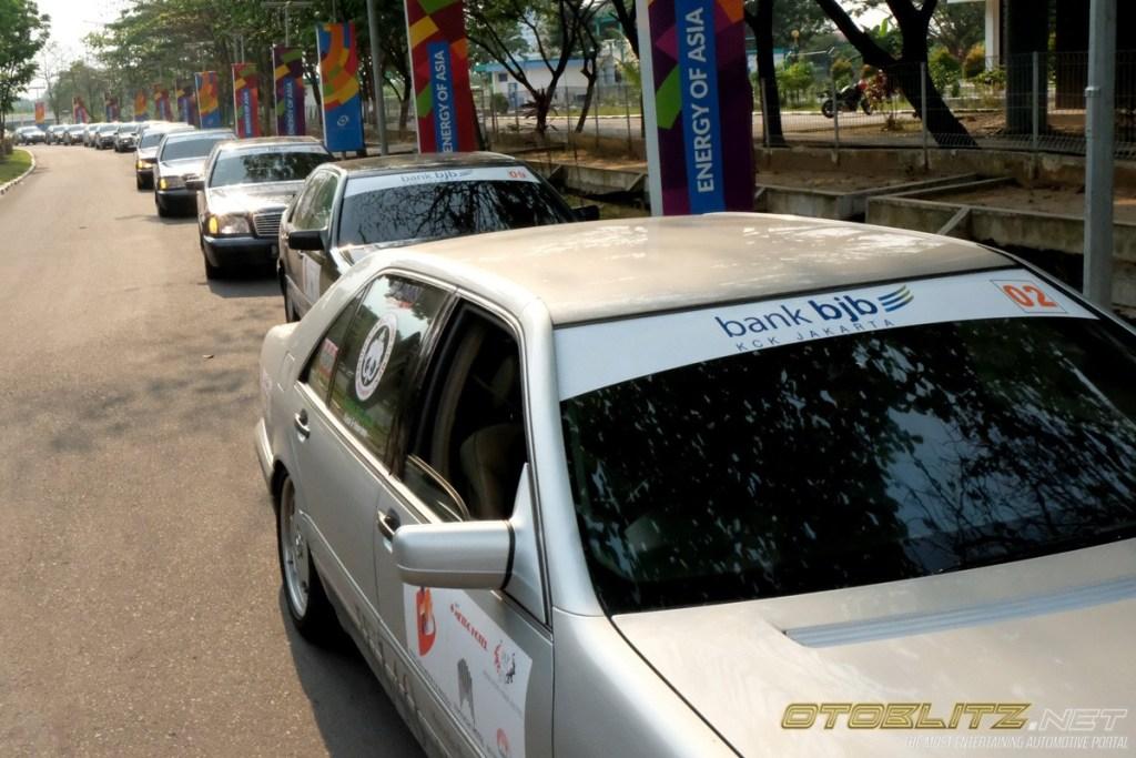 Highlight MB W140 CI 'Sonderklasse Journey to Palembang'