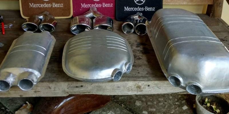 Junky Garage, Sediakan Produk 'Handmade' Mobil Eropa