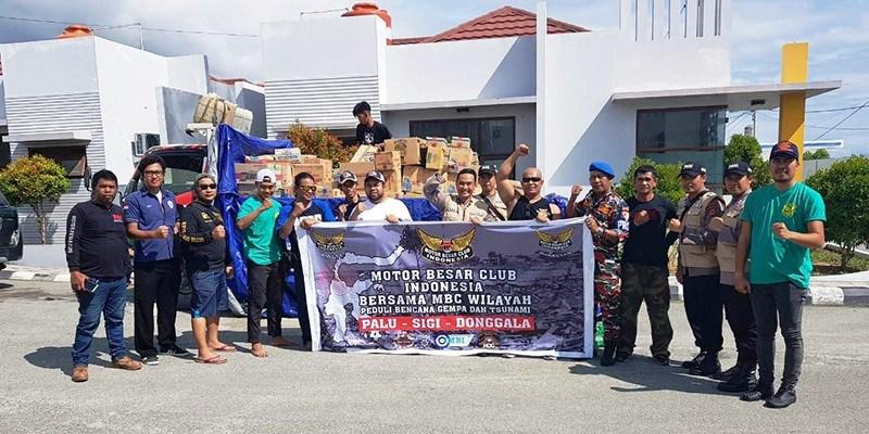 Aksi Sosial MBC Indonesia, Peduli Bencana Palu, Sigi dan Donggala