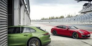 Porsche Panamera GTS 2019 Tampil Lebih Sporty