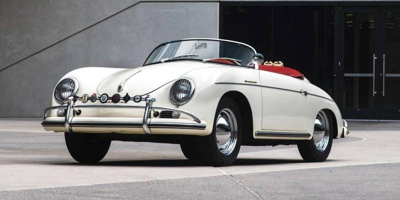 70th Anniversary Porsche, Deretan Mobil Ikonik Ini Dilelang