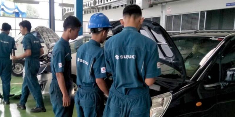 PT SIS Gelar 'Suzuki Day' ke-45