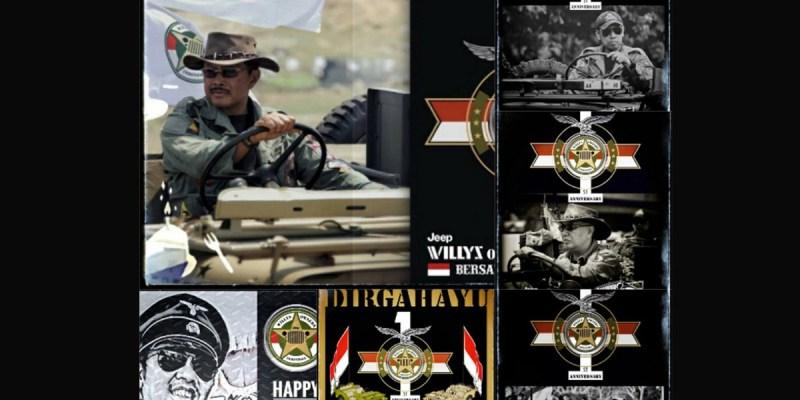 Satu Tahun Willys Owners Indonesia