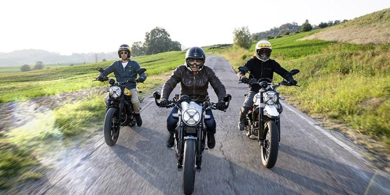 Ducati Scrambler Makin Banyak Pilihan