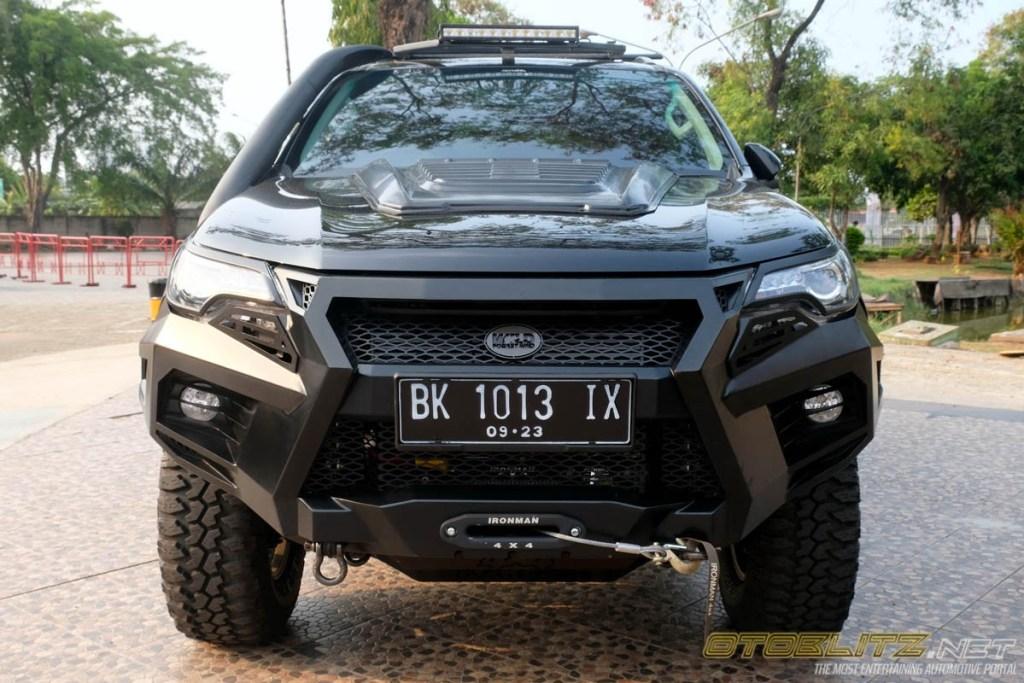TAS 4x4, Tempatnya Perlengkapan Mobil 'Off-road dan Adventure'